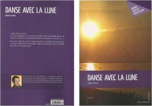 Valérie GRELIER - Danse avec la lune - 1ère et 4ème de couverture