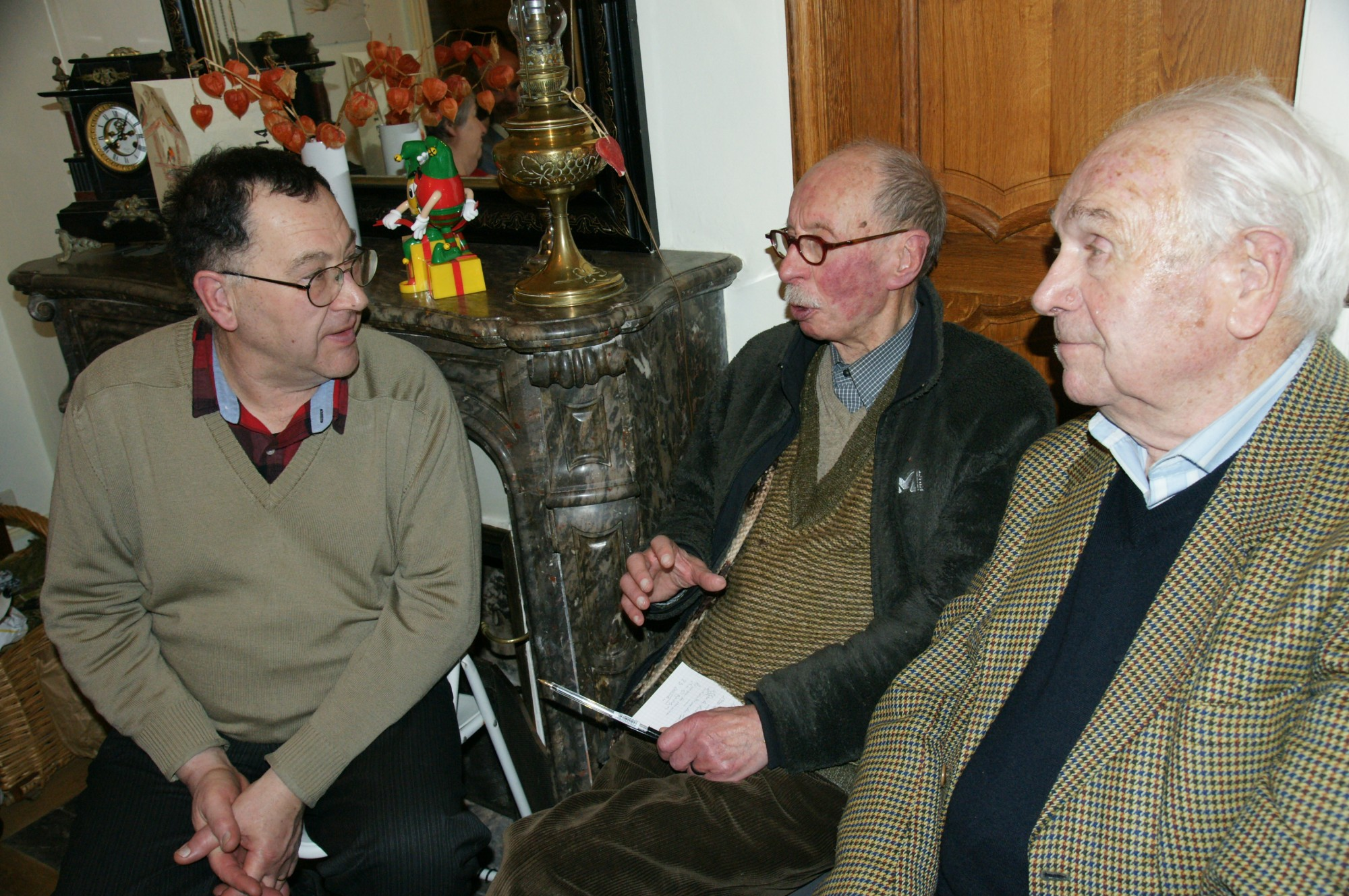 Arnaud, Raoul, Michel